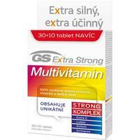 GS Extra Strong Multivitamin 30+10