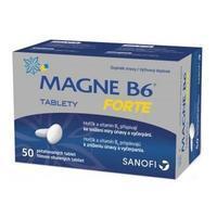 Magne B6 Forte tablety tbl.50