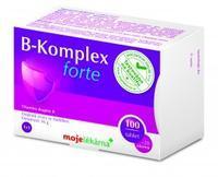 Moje lékárna B komplex forte tbl. 100+20