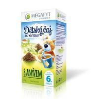Megafyt Dětský černý čaj bez kofeinu n.s.20x1.75g
