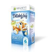 Megafyt Dětský čaj dýchací cesty n.s.20x2g