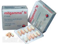 MILGAMMA N POR CPS MOL 50