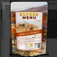 EXPRES MENU Kuře na paprice 2 porce