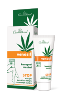 Cannaderm Venosil gel na žíly 100ml
