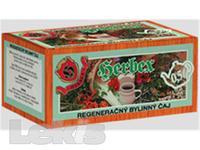 Čaj Herbex regenerační bylinný 20x3g