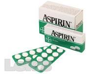 ASPIRIN TBL 20X500MG