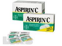 ASPIRIN-C TBL EFF 20