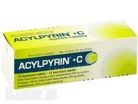 Acylpyrin + C tbl.eff. 12