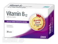 FAVEA VITAMIN B12 TBL 30