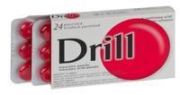 DRILL 24 PASTILEK