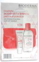 BIODERMA SENSIBIO KREM RICHE+H2O 250ML+TASTICKA