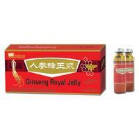 GINSENG ROYAL JELLY 10X 10ML - ORIGINAL