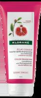 Klorane Grenade baume 200ml - balzám na barvené vlasy s výtažkem z granát. jablka