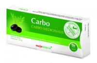 Moje lékárna Carbo medicinalis tbl 20x300mg