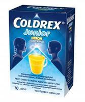 COLDREX JUNIOR CITRON 300MG/5MG/20MG POR PLV SOL SCC