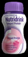 NUTRIDRINK COMPACT PROTEIN JAHODA POR SOL 4X125ML