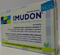 Imudon Neo tbl. rozpustné v ústech 40tbl.