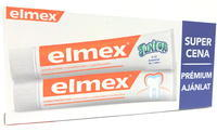 ELMEX ZUB.PASTA 75ML + ELMEX JUNIOR ZUB.PASTA 75ML