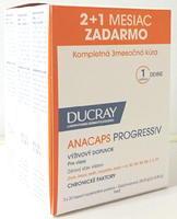 DUCRAY ANACAPS PROGRESSIV TOB.30 TRIO (2+1 ZDARMA)