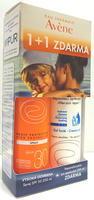 Avene Sun DUOPACK SPF30 sprej 200ml + mléko po opalování 200ml