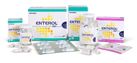 ENTEROL POR CPS DUR 30X250MG