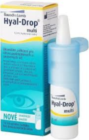 HYAL DROP MULTI OČNÍ KAPKY 10ML