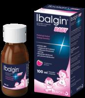 Ibalgin Baby por.sus.1x100ml/2gm