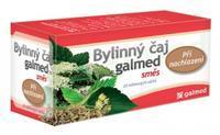 Čaj bylinný při nachlazení Galmed 20x1,5g