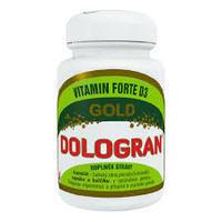 DOLOGRAN VITAMIN FORTE D3 GOLD 90G (NOVÝ)