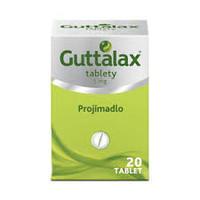GUTTALAX 5MG TBL NOB 20