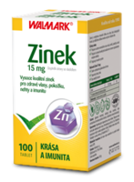 Walmark Zinek 15mg 100 tbl.