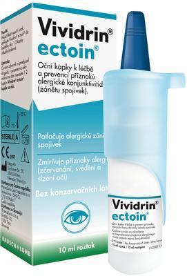 VIVIDRIN ECTOIN 10ML