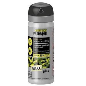 Repelent Predator MAXX Plus sprej 80 ml