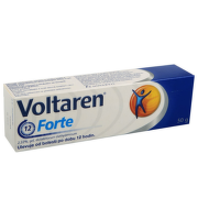 VOLTAREN FORTE 2.32% DRM.GEL 1X50G