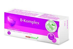 Moje lékárna B komplex tbl. 30+10