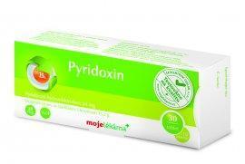 Moje lékárna pyridoxin tbl. 30+10
