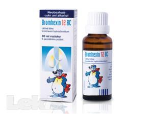 BROMHEXIN 12 BC SOL 1 X 30 ML