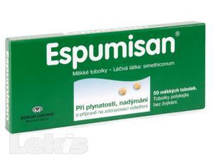 ESPUMISAN CPS.50X40MG-BLISTR