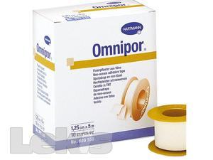 NAPLAST OMNIPOR HYPOALERG 1,25X5M