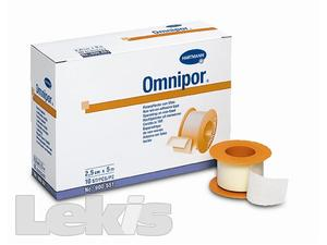 NAPLAST OMNIPOR HYPOALERG 2,5X5M