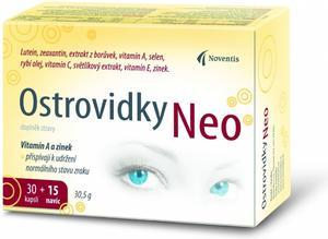 Ostrovidky Neo - akční balení cps.30+15