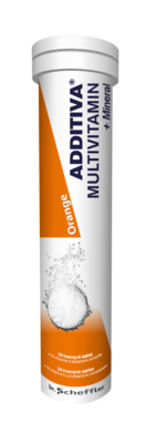 ADDITIVA MULTIVIT+MINERAL ORANGE 20TBL EFF