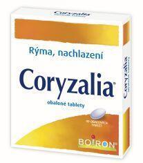 CORYZALIA HOMEO DRG 40 - 1