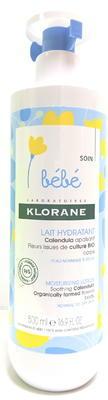 KLORANE BEBE Lait hydratant 500ml-hydratační mléko