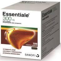 ESSENTIALE 300 mg tvrdé tobolky 100 - 1
