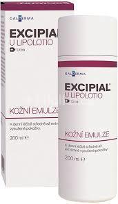 EXCIPIAL U LIPOLOTIO DRM.EML.1X200ML - 1