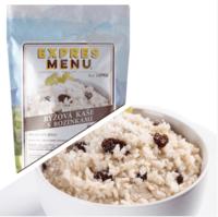 EXPRES MENU rýžová kaše s rozinkami - 1