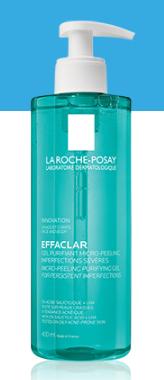 LA ROCHE EFFACLAR MICROPEEL GEL 400 ml
