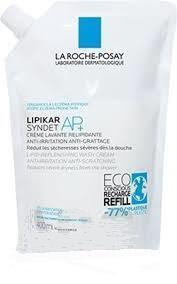 LA ROCHE LipikarAP+ syndet náplň 400ml - 1