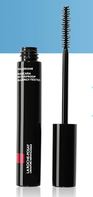 LA ROCHE-POSAY Toler. Mascara Waterpr. Black 7.6ml